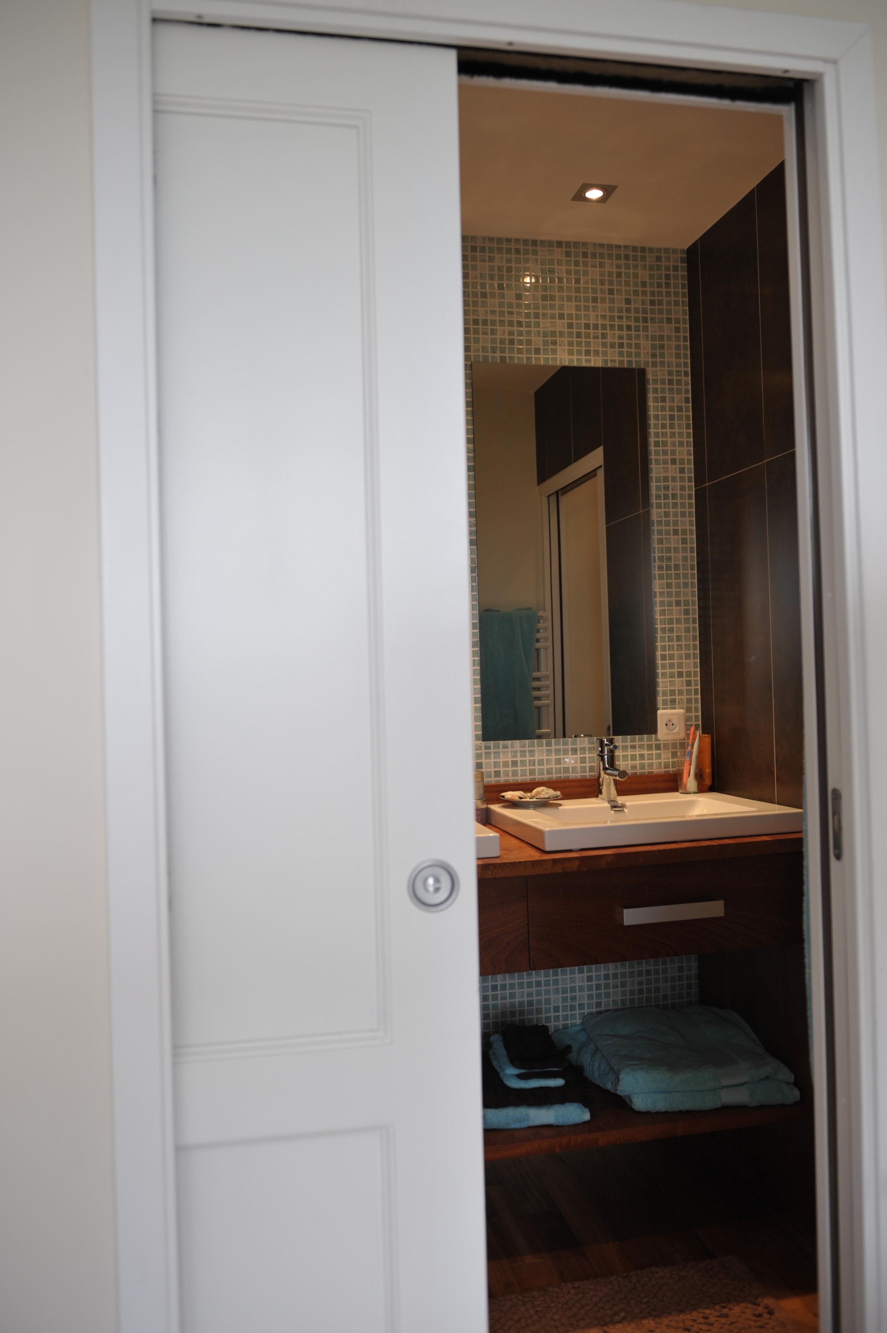 Artitude Architecte d'intérieur à Arcachon et Bordeaux salle de bain Mosaïque