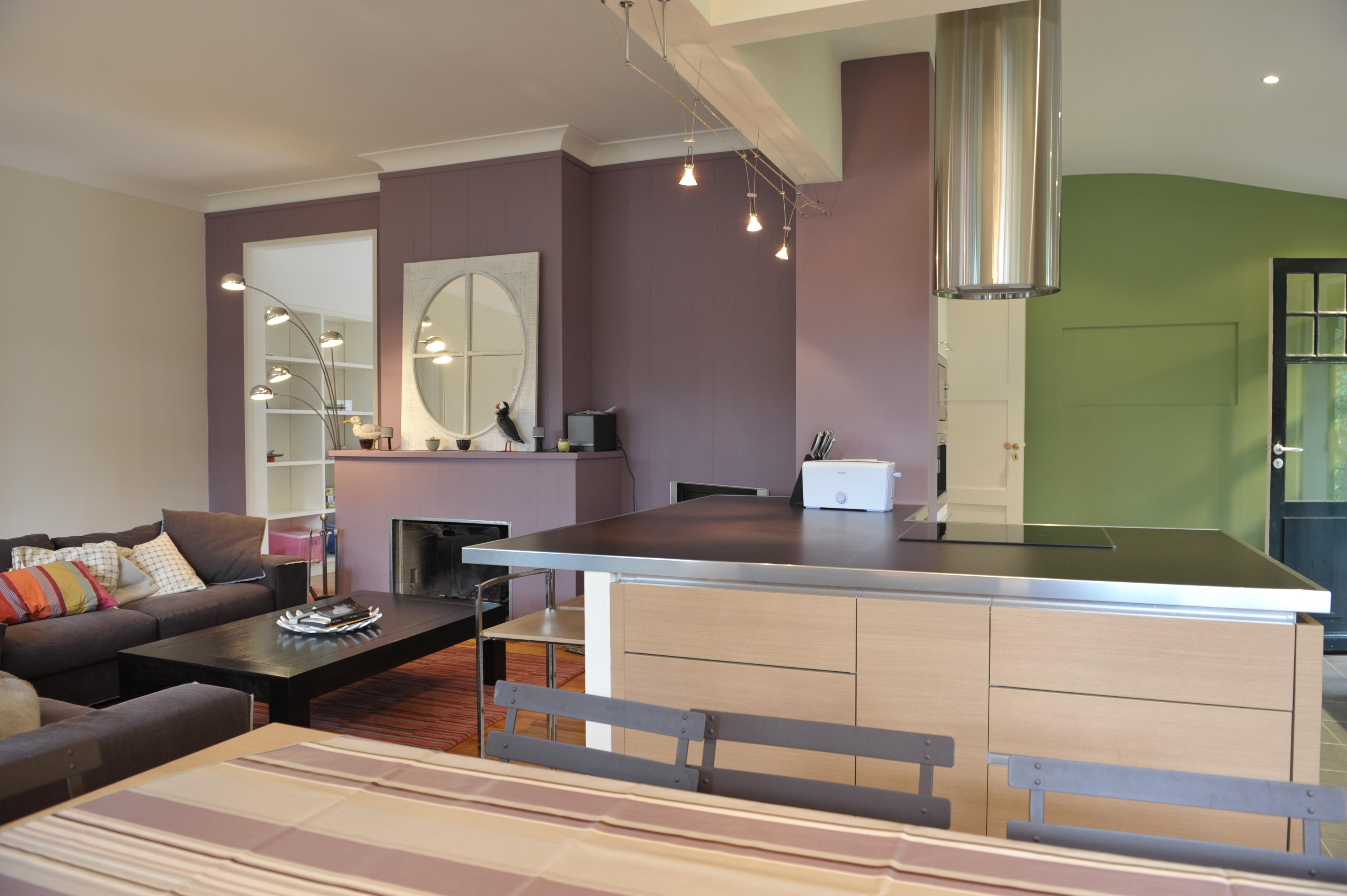 Artitude Architecte d'intérieur à Arcachon et Bordeaux Cuisine tons pastels